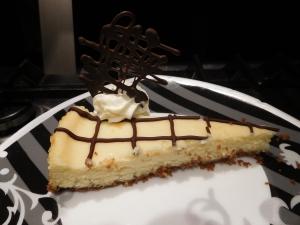cheesecake witte chocolade - kwalinair