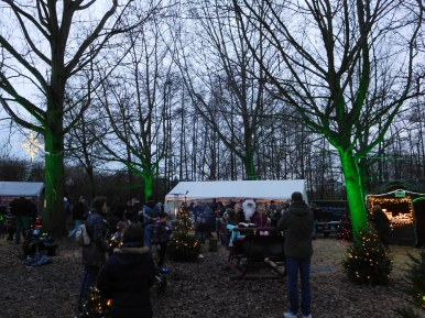kerst in leeghwaterpark (2)
